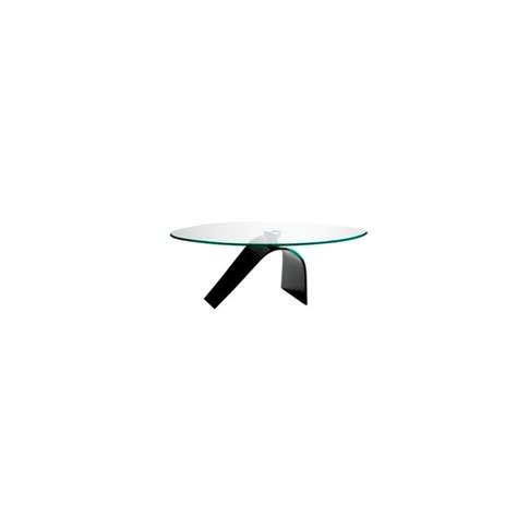 Table Basse Ovale Verre by Table Basse Ovale En Verre Toulouse Et Table Basse Ovale