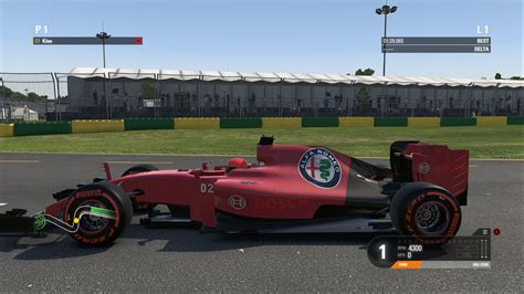 Alfa Romeo F1 by Alfa Romeo F1 Team Racedepartment