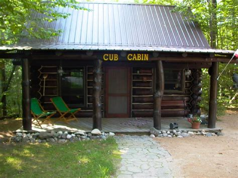 Cabins Near Mackinaw City cub cabin log cabin near mackinaw city cross