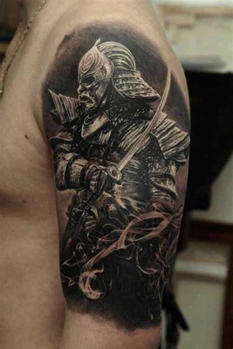 tatuajes samurai