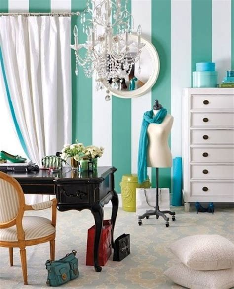 blue striped walls blue striped walls striped walls and tiffany blue on