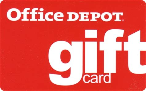 Office Depot Gift Card Balance by 50 Office Depot Gift Card