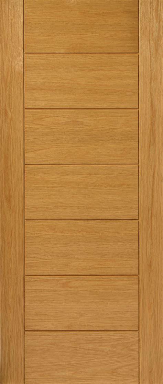Thermal Front Doors Cognac Glazed Thermal External Oak Door