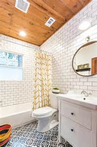 Bathroom Vanity White by Revealed 1930s East Austin Bungalow Rare Making