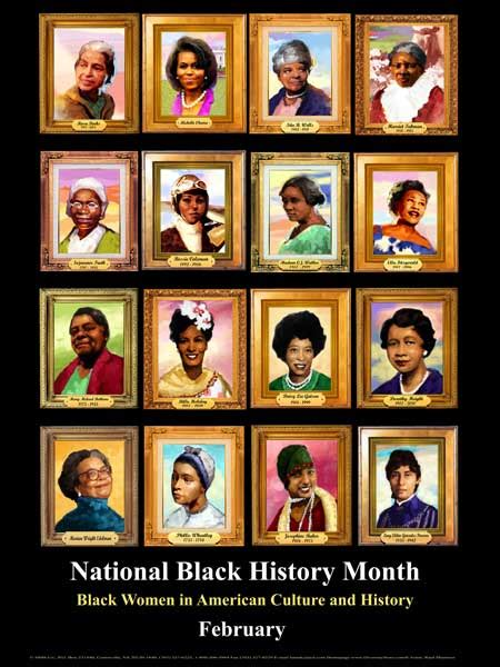 themes of black history month 2012 annual black history theme black women in american