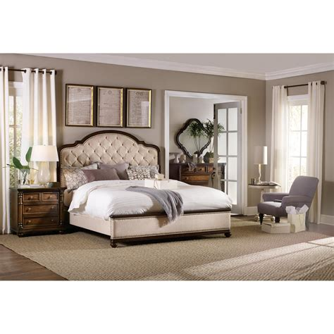 upholstered beds king size hooker furniture leesburg california king size upholstered