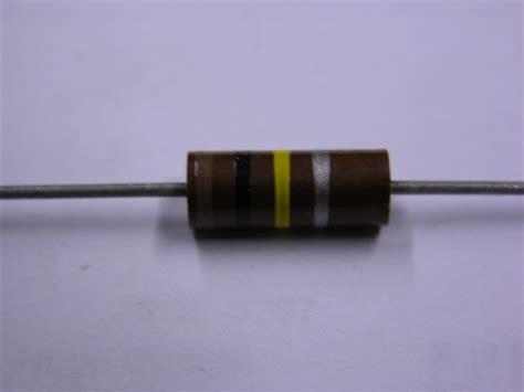 carbon comp resistors ebay 10 vintage allen bradley rc32gf104k 100k 1w 10 carbon comp resistors ebay