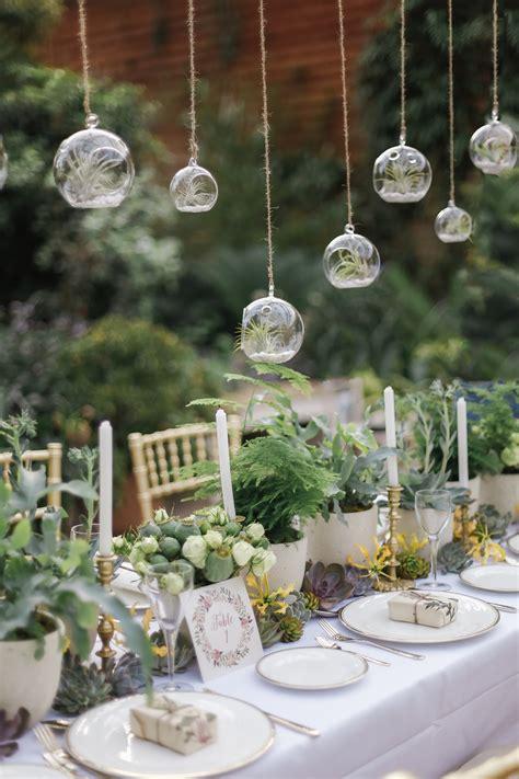 rustic greenery wedding table decorations   love