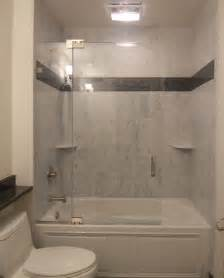 Bathtubs With Glass Shower Doors Frameless Shower Doors The Glass Shoppe A Division Of Builders Glass Of Bonita Inc