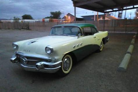 1956 buick special riviera one owner 1956 buick special 2 door riviera