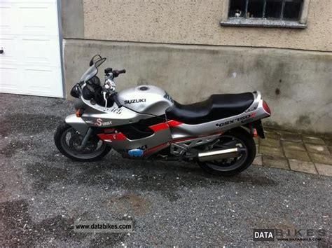 1989 Suzuki Atv 1989 Suzuki Gsx 750 F