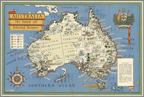 australia resource map happy australia day a bright map from of australia s
