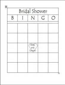 bridal shower bingo printable search results calendar 2015