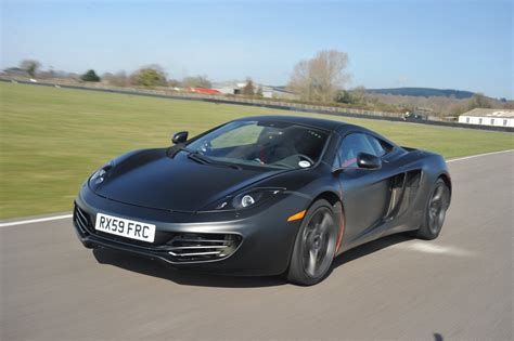 mclaren mp4 12c top gear mclaren mp4 12c fastest at the top gear track picture
