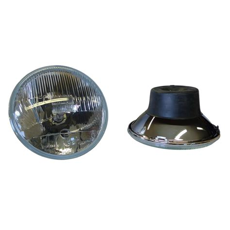 Headl Set Wipac wipac 7 inch quadoptic halogen headlight set from merlin