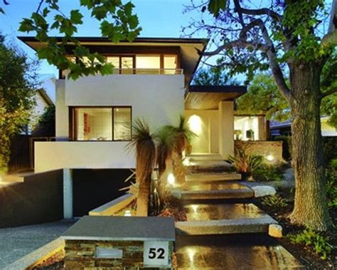 New Home Designs Beautiful Modern Beautiful Modern House Exterior With Pools Underground