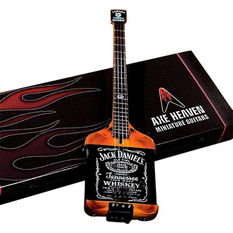 jack anthony daniels axe heaven michael anthony jack daniels bass miniature