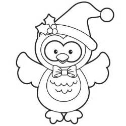 holiday owl coloring free christmas recipes coloring pages kids amp santa letters