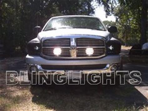 dodge ram road lights dodge ram grill ls grille lights kit fog driving