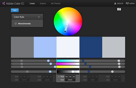 adobe color app top app design tools inspiringapps