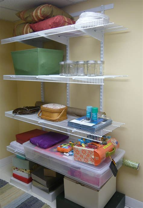 Rubbermaid Fasttrack Pantry Kit by Designing Domesticity Cave Basics