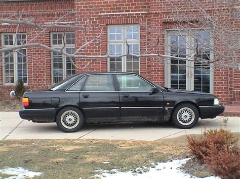 how to work on cars 1991 audi 200 electronic toll collection typhoon93 s 1991 audi 200 in green bay wi