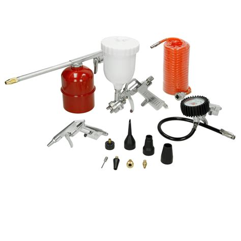 Delta Air Compressor Accessories Spray Gun by Pressure Spray Set Air Gun Compressor Accessories Tire Filler Air Hose Gun Ebay