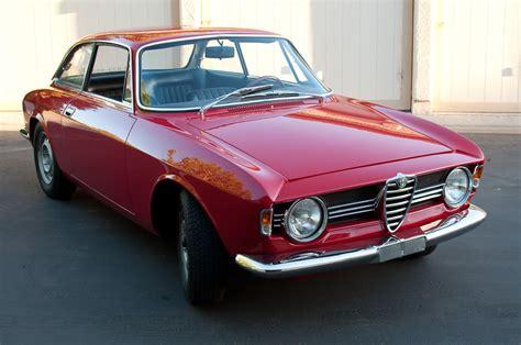 Alfa Romeo Bulletin Board by For Sale 1967 Giulia Sprint Gt Veloce Gtv So Cal Alfa