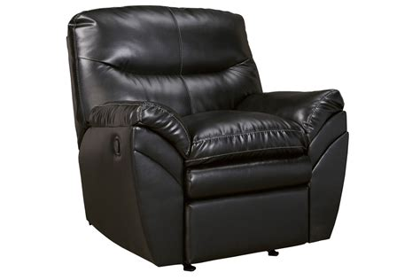 White Leather Rocker Recliner Dayne Bonded Leather Rocker Recliner