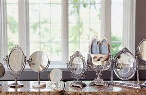 Mirror Table Decor by Simple Ways To Incorporate Mirrors Into Your Wedding Decor