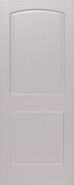 Primed Pine Arch 2 Panel Wood Interior Doors Homestead Doors 2 Panel Interior Wood Doors