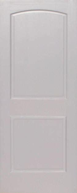 2 Panel Interior Wood Doors Primed Pine Arch 2 Panel Wood Interior Doors Homestead Doors
