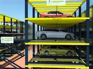 new writtle car park tvastr automated multilevel car parking solution