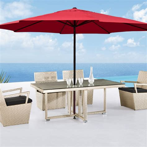 13 Ft Feet Outdoor Large Patio Umbrella Tent Deck Gazebo Large Umbrellas For Patios