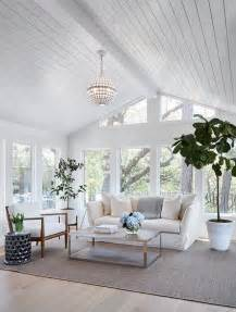 Painted Shiplap Ceiling Newlywed Home Design Ideas Home Bunch Interior Design