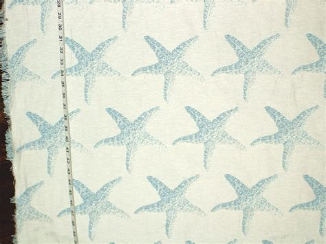 Starfish Upholstery Fabric by Starfish Fabric Back In Stock 12 June 2013