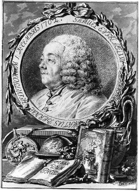 Engel Aus Holz 1776 by Samuel Engel