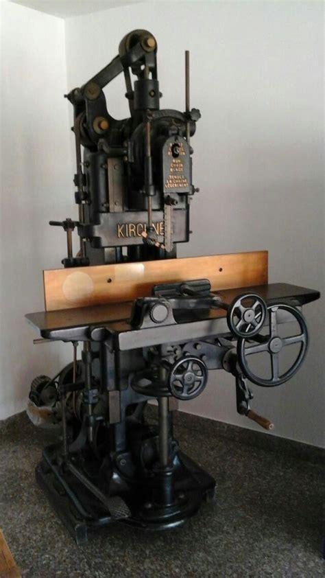 cavatrice catena  kirchner  iron machinery