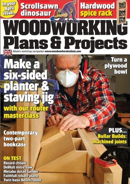 woodworking plans projects june 2012 pdf woodproject