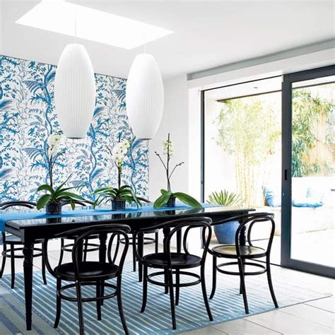The Botanical Dining Room by Botanical Dining Room Dining Room Design Image