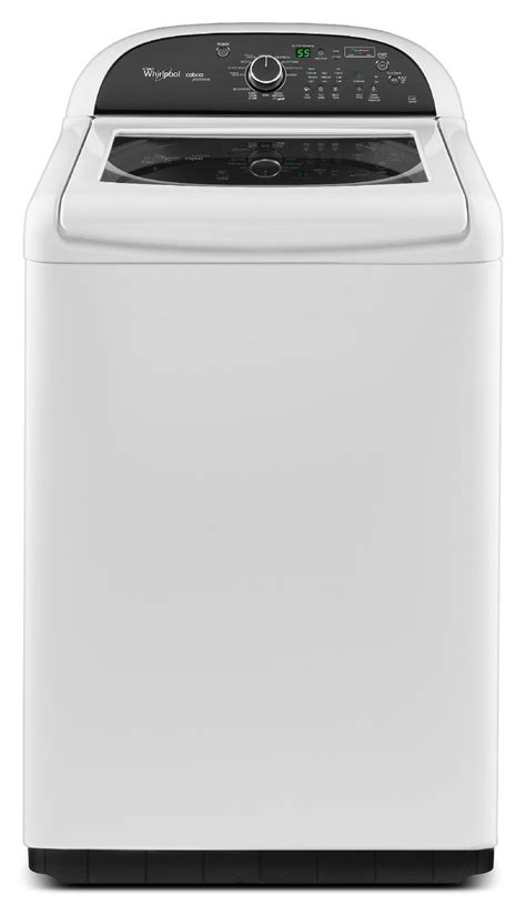 whirlpool wtw8500bw 4 8 cu ft cabrio 174 platinum he top load washer w greater capacity