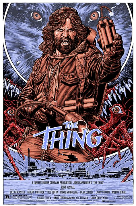 Teh Tinqu the horror club scream factory is giving the thing the