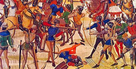 longbowman vs crossbowman hundred the crossbow a medieval doomsday device militaryhistorynow com