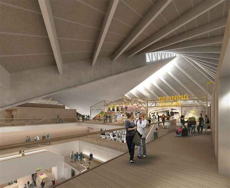 jobs at the design museum london new design museum london building interior 3 e architect