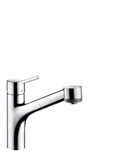 Talis S Kitchen Faucet by Hansgrohe Kitchen Faucets Talis S Talis S 2 Spray