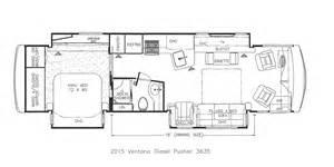 newmar floor plans new 2015 newmar ventana what s new steinbring motorcoach