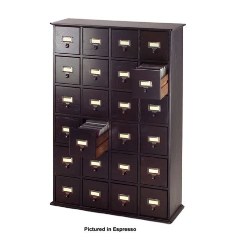 Cd Storage Cupboards leslie dame library style multimedia storage cabinet walnut cd 456wal