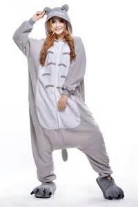 halloween onesies for girls totoro onesie animal footed pajamas plus size