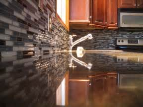 Easy To Install Kitchen Backsplash by How To Amp Repair How To Install Tile Backsplash Ceramic