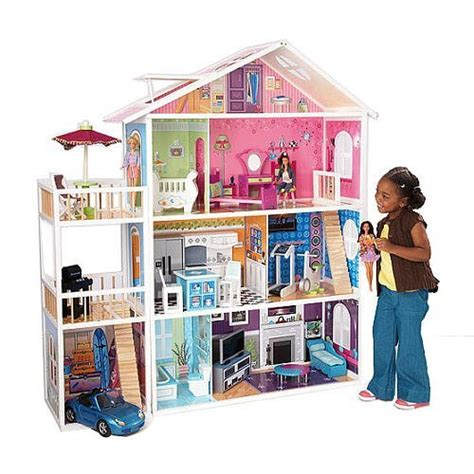 amazon barbie doll house finding a dollhouse for barbie size dolls